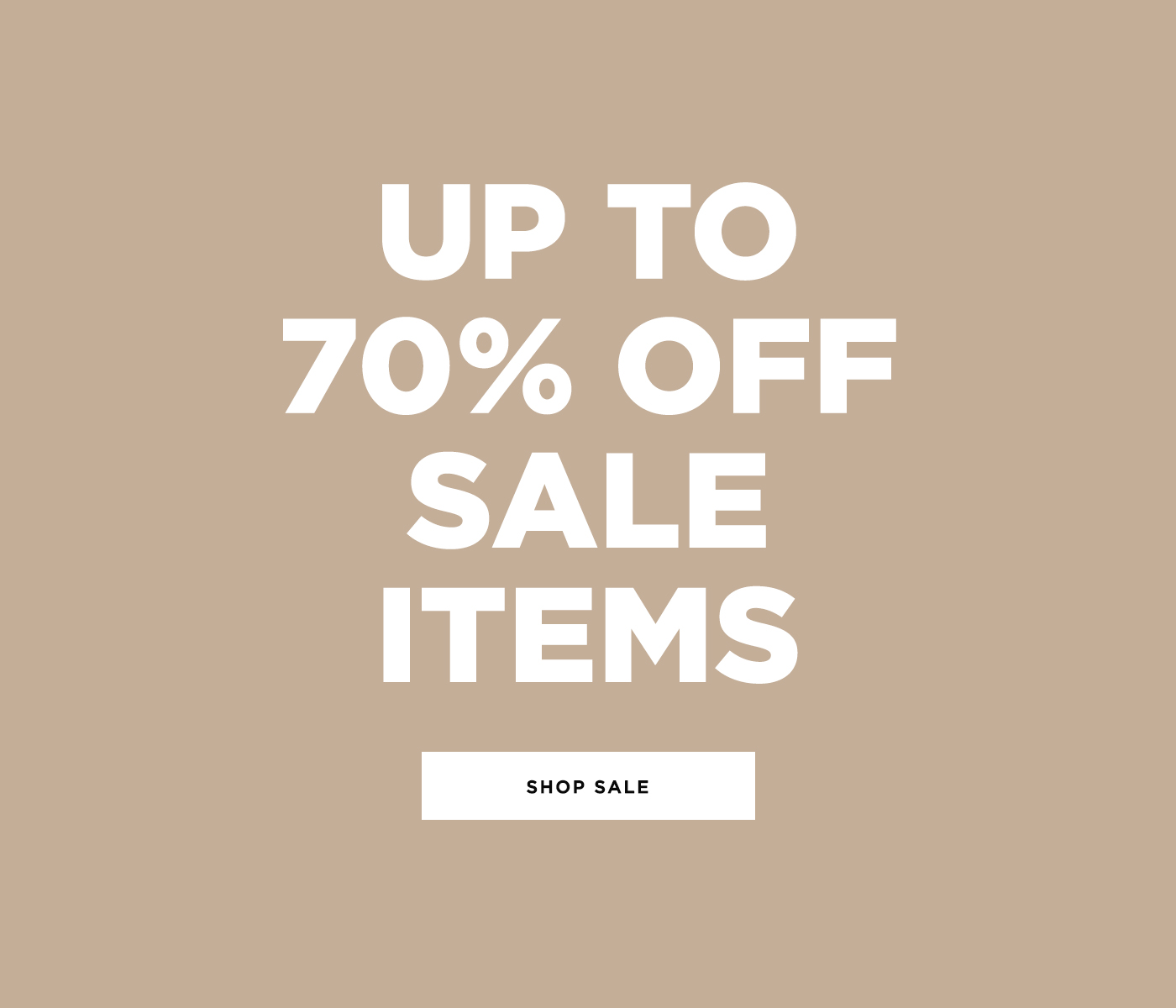 Get Up to 70% Off All Sale Items. Shop Sale
